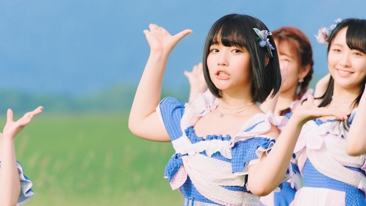 矢作萌夏(AKB48)56thシングル「サステナブル」より