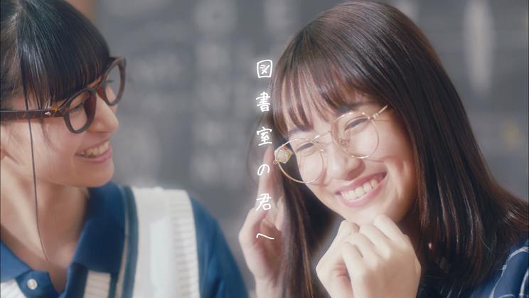 乃木坂46「図書室の君へ」MVより