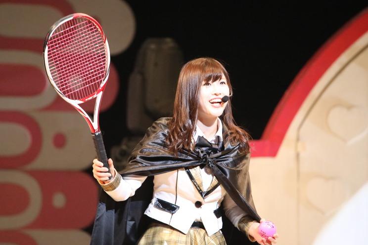 佐藤朱(AKB48チーム8)
