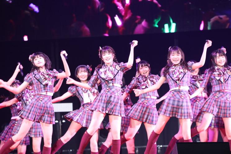 AKB48フレッシュ選抜<@JAM EXPO 2019>ストロベリーステージ(2019年8月24日)