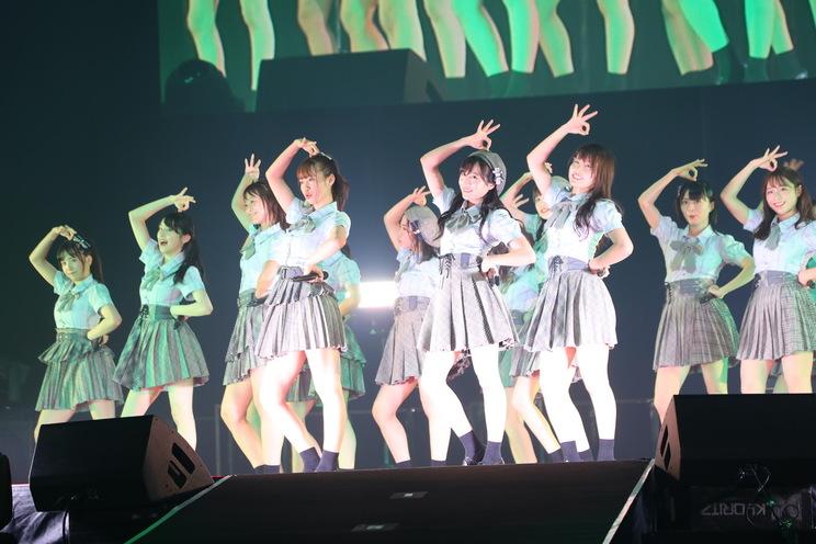 AKB48チーム8<@JAM EXPO 2019>ストロベリーステージ(2019年8月24日)