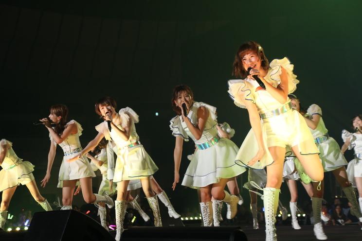 NMB48<@JAM EXPO 2019>ストロベリーステージ(2019年8月24日)
