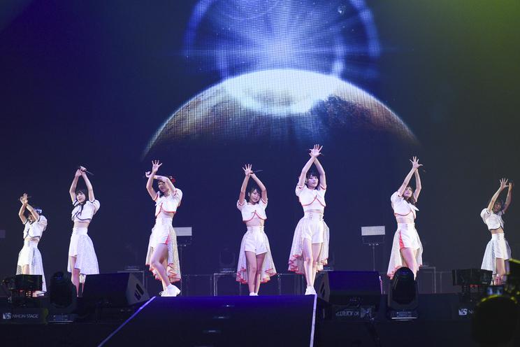 転校少女*<@JAM EXPO 2019>撮影:本田裕二