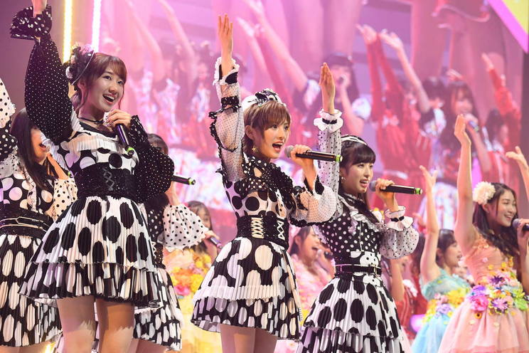 <AKB48 Group Asia Festival 2019 in SHNAGHAI>より|(C) AKS