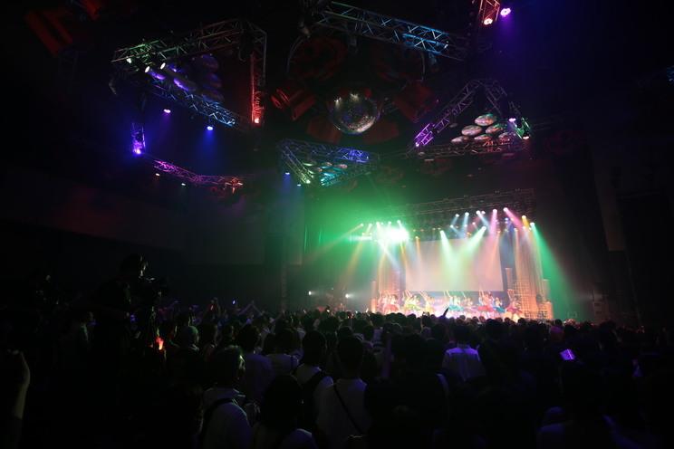 <UNIDOL 2019 Summer 決勝戦/敗者復活戦>|新木場STUDIO COAST(2019年8月27日)