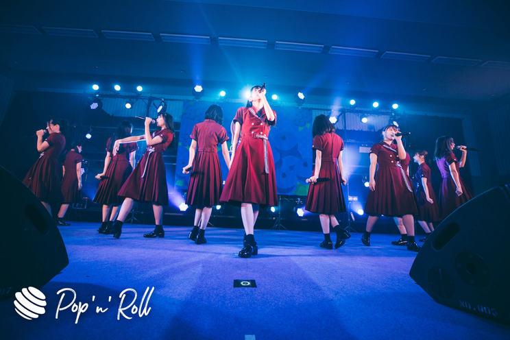 22/7<@JAM EXPO 2019 >8/25ブルーベリーステージ