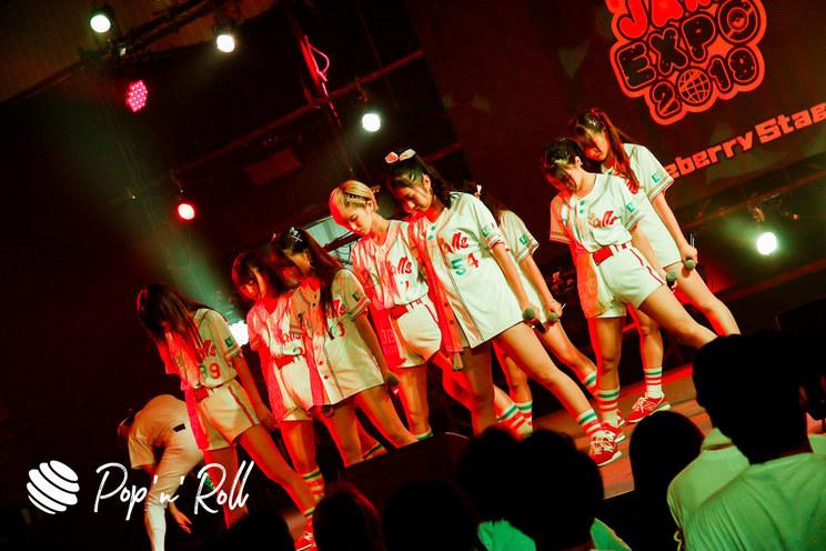 絶対直球女子!プレイボールズ<@JAM EXPO 2019>8/25ブルーベリーステージ(12:25-)