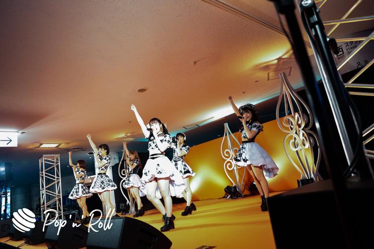 CoverGirls<@JAM EXPO 2019>8/24オレンジステージ