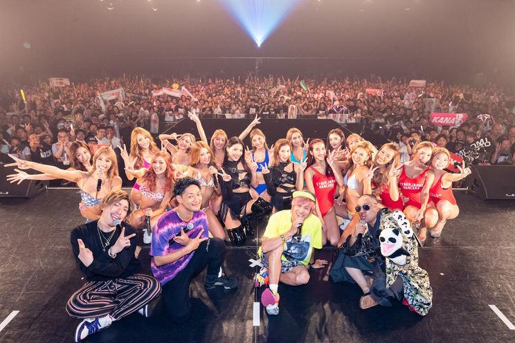 CYBERJAPAN DANCERS BIKINI de LIVE ! 豊洲PIT(2019年9月1日)