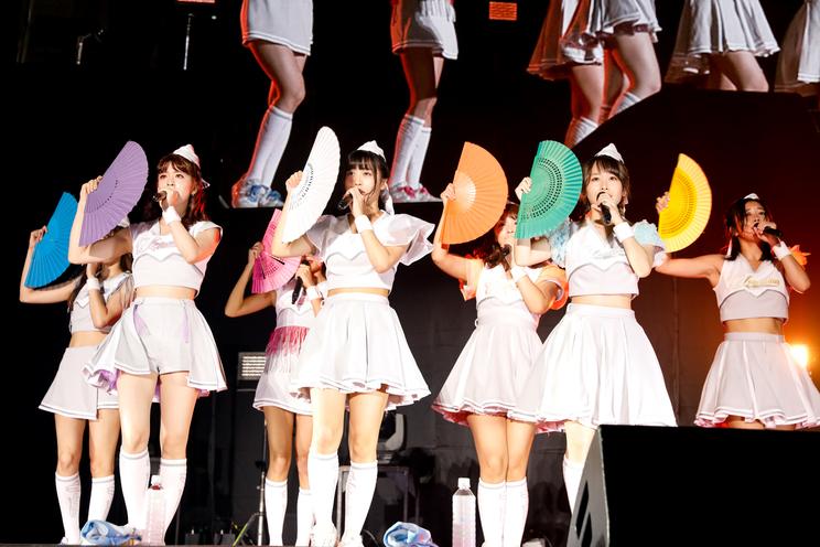<@JAM EXPO 2018>8月26日「PASSPO☆」ストロベリーステージ