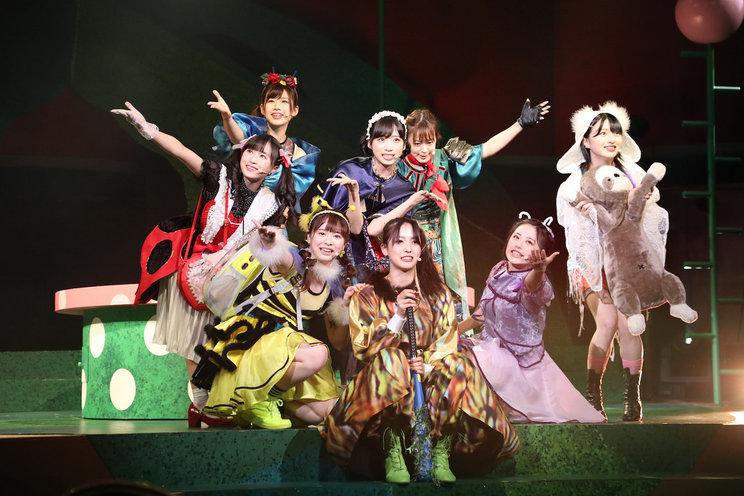 AKB48チーム8単独舞台<Bee School>ゲネプロ|品川プリンスホテル クラブeX(2019年9月4日)