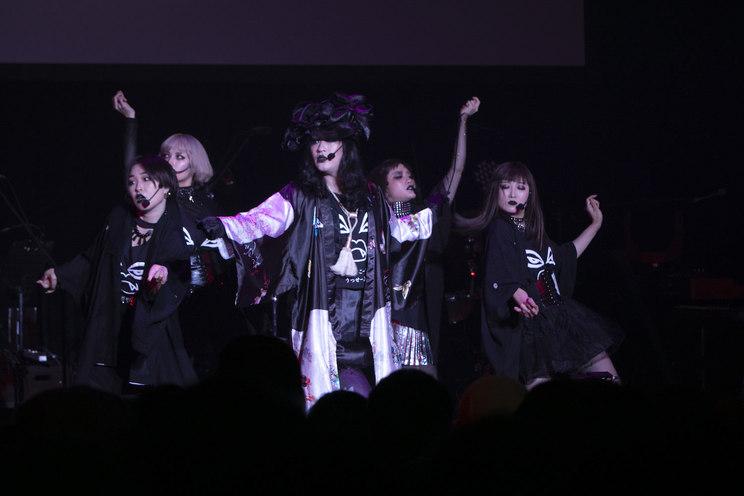 東京ゲゲゲイ<黒フェ ス2019 ~白黒歌合戦~>|豊洲PIT(2019年9月6日)