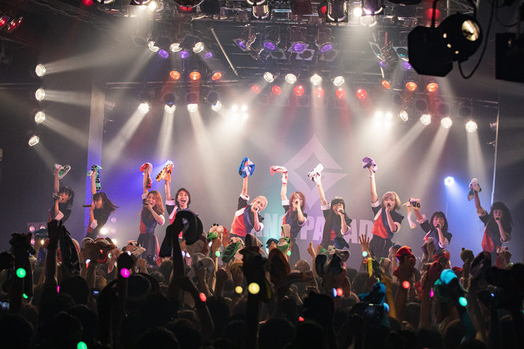 GANG PARADE<PARADE GOES ON TOUR>|横浜Bay Hall(2019年9月7日)