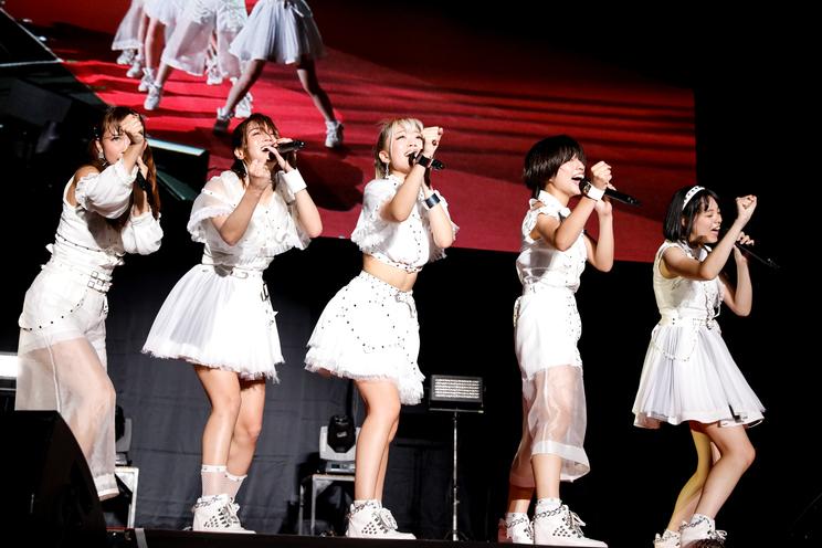 <@JAM EXPO 2018>8月25日「ベイビーレイズJAPAN」ストロベリーステージ