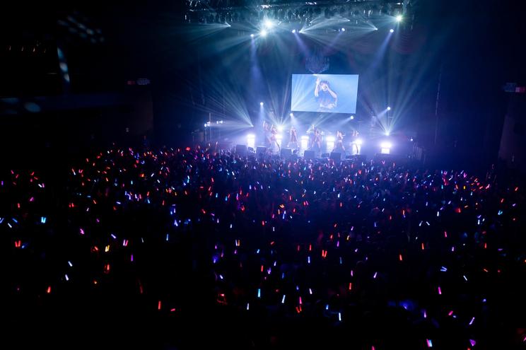 <We are ZOC>2019/9/9@Zepp Tokyo│photo by Jumpei Yamada