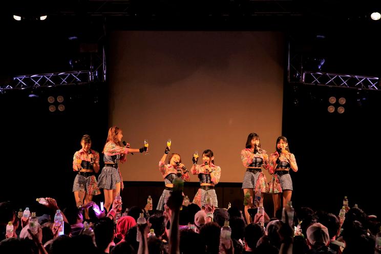 <Juice=Juice LIVE TOUR 2019〜Con Amor〜>2019/9/11@新宿ReNY
