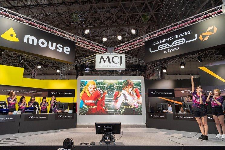 倉持由香プロデュース G-STAR Gaming発表会|<東京ゲームショウ2019>マウスコンピューター MCJブースイベント(2019年9月12日)