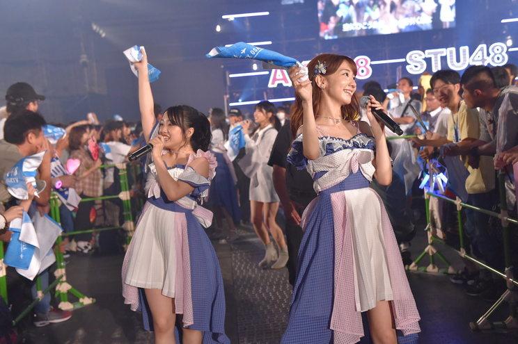AKB48&STU48 2グループ合同握手会|インテックス大阪(2019年9月14日)©AKS ©STU