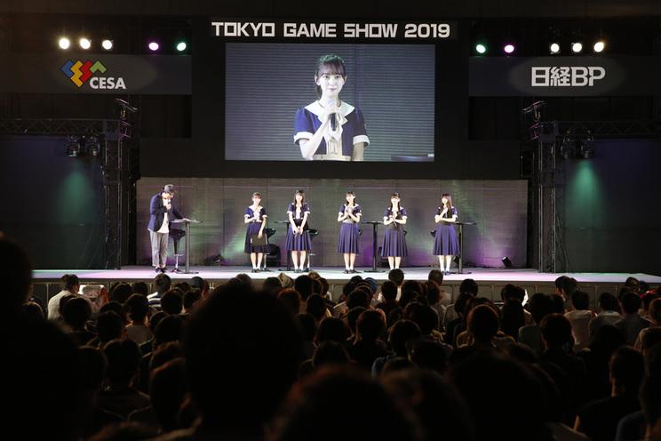 乃木恋スペシャルトークイベント|幕張メッセ 1ホール内イベントステージ(2019年9月15日)