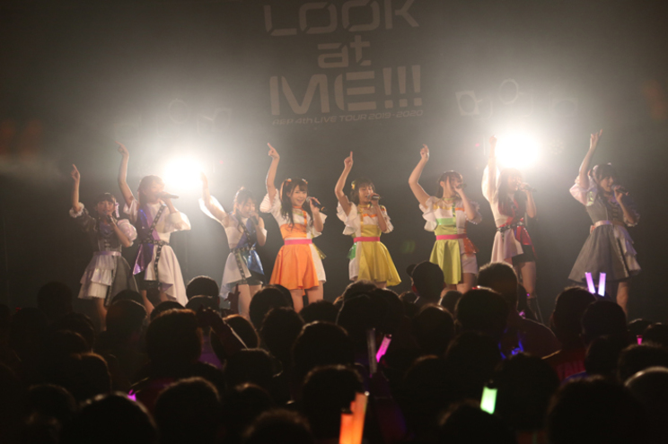 A応P全国ツアー<A応P 4th LIVE TOUR 2019-2020 LOOK at ME!!!>より