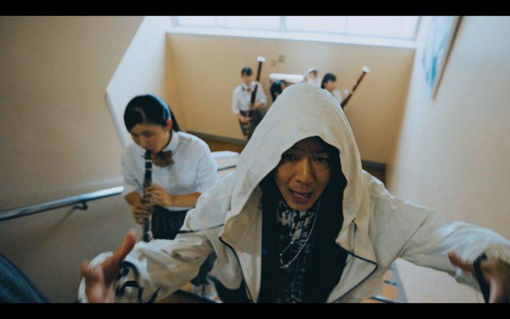TEAM SHACHIx長岡中越高等学校吹奏楽部「Rocket Queen feat.MCU」(マーチングバンド ver.)より