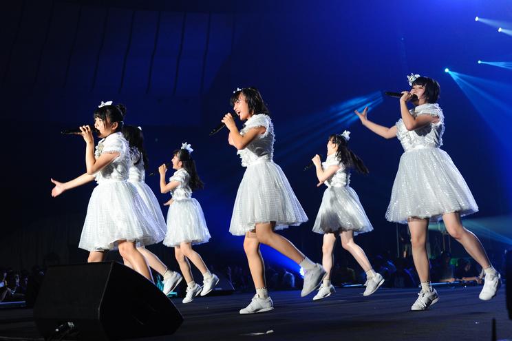 <@ JAM EXPO 2018>8月25日「ばってん少女隊」ストロベリーステージ