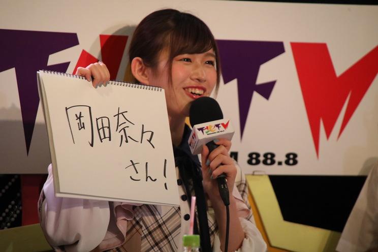 佐藤朱(AKB48チーム8 )2019年9月19日(木)下北FM