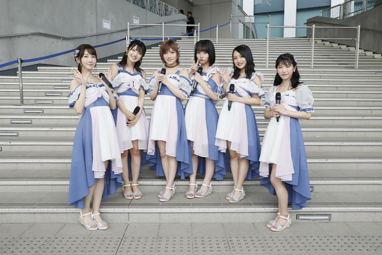 AKB48 56thシングル「サステナブル」発売記念イベント│9/21@ダイバーシティ東京プラザ2階 フェスティバル広場