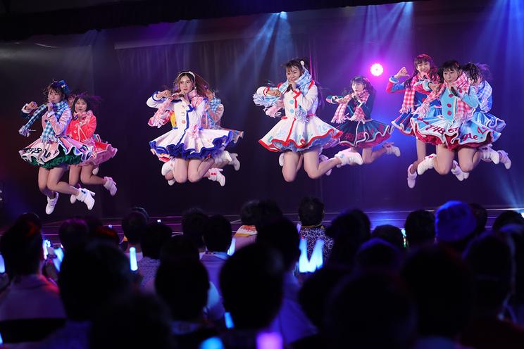 SKE48 チームS「重ねた足跡」公演│名古屋・栄 SKE48劇場 2019年9月21日