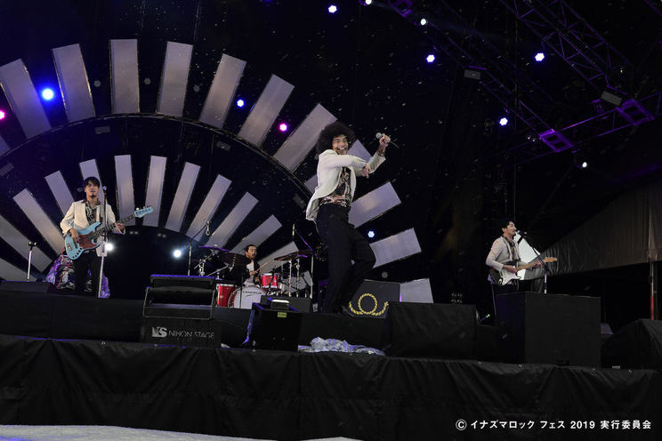 BRADIO<イナズマロック フェス2019>|烏丸半島芝生広場(2019年9月21日)