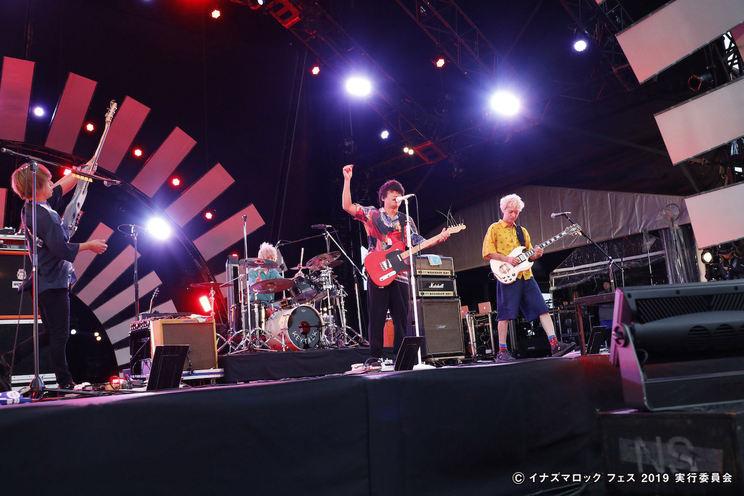 KEYTALK<イナズマロック フェス2019>|烏丸半島芝生広場(2019年9月21日)