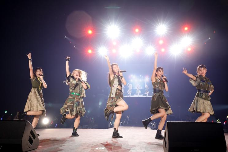 <@JAM EXPO 2018>8月26日「チームしゃちほこ」ストロベリーステージ