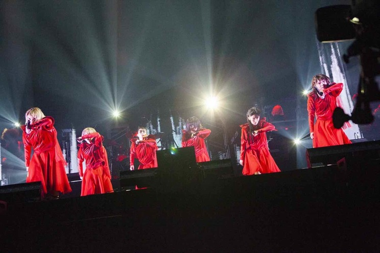 <And yet BiSH moves.>大阪城ホール(2019年9月23日)