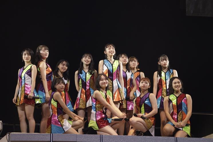 <アンジュルム 2019秋「Next Page」〜勝田里奈卒業スペシャル〜>2019年9月25日(水)パシフィコ横浜