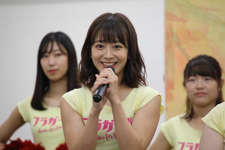太田奈緒(AKB48 チーム8)|2019年9月29日(日)舞台<フラガール>稽古場公開