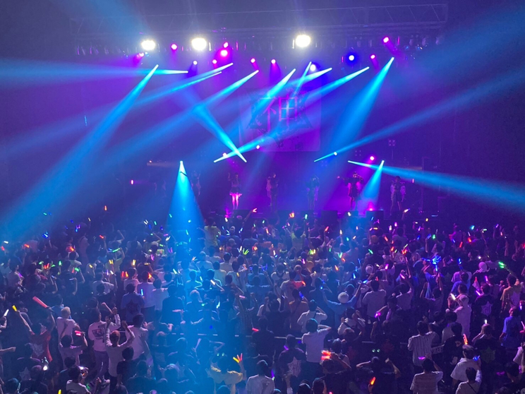 <神激2周年-神時代到来〜God make nova〜>2019年9月30日@Zepp DiverCity