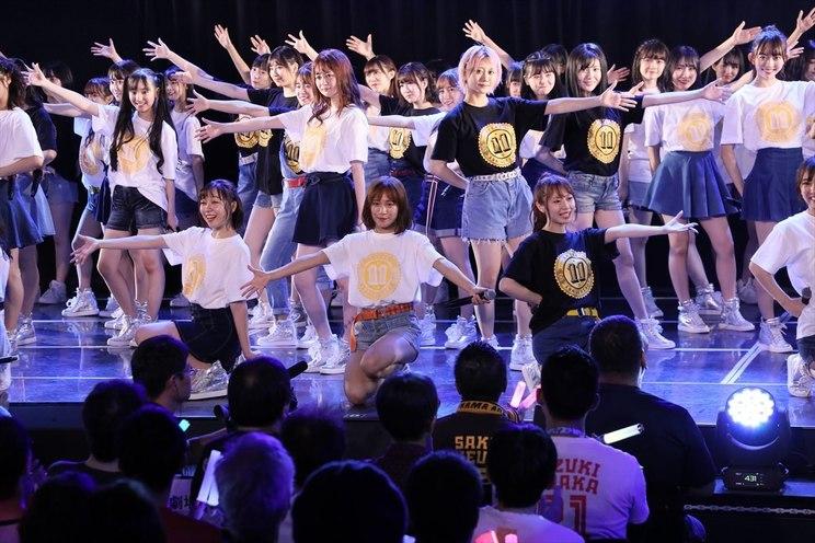 <SKE48 11周年特別公演> SKE48劇場(2019年10月5日)/c2019 Zest,Inc.