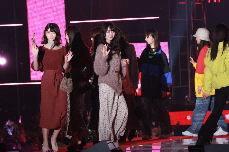 AKB48 西川怜<Rakuten GirlsAward 2019 AUTUMN/WINTER>|幕張メッセ(2019年9月28日)