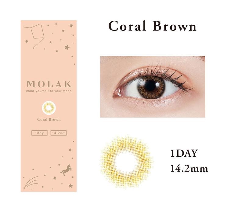 Coral Brown 商品
