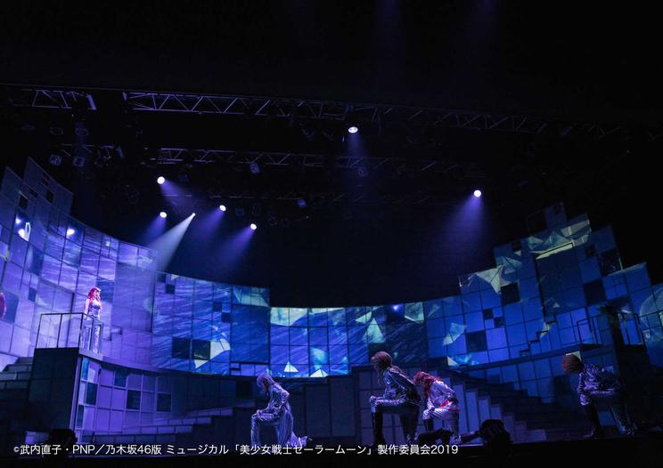 ©武内直子・PNP/乃木坂 46 版 ミュージカル「美少女戦士セーラームーン」製作委員会 2019