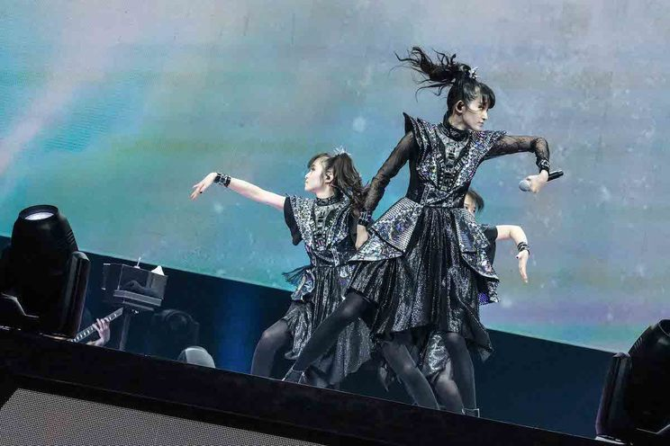 <BABYMETAL METAL GALAXY WORLD TOUR LIVE AT THE FORUM>|MSG Live and the Forum(2019年10月11日)