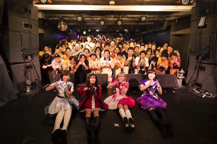 <ライフリング4 GO!GO!ライブ Vol.4>|東京・大塚Hearts+(2019年9月28日)