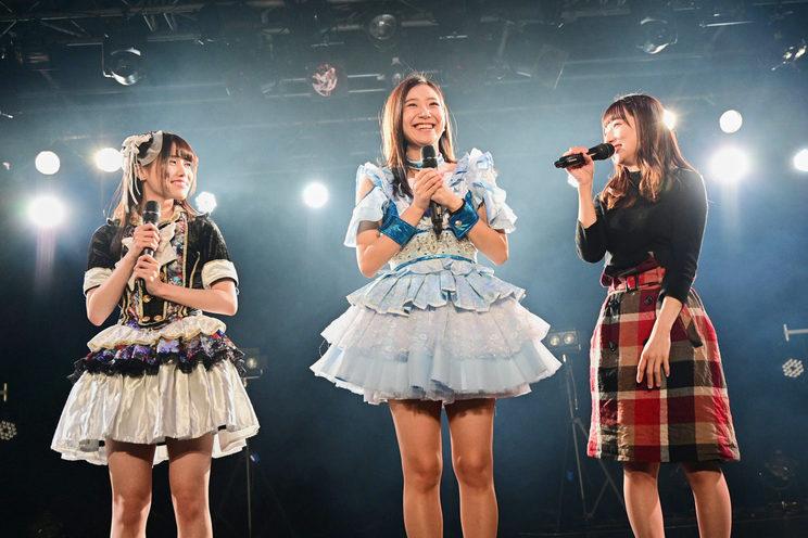 オープニングトーク<TOKYO I-GET FESTIVAL 2019> 新宿BLAZE(2019年10月13日)