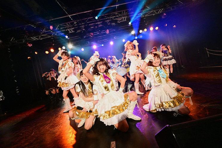 <TOKYO I-GET FESTIVAL 2019> 新宿BLAZE(2019年10月13日)