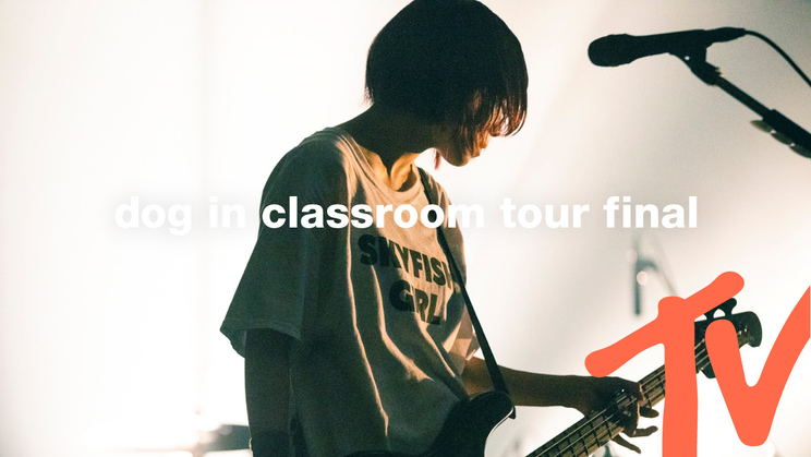 MTV『MTV LIVE: PEDRO - DOG IN CLASSROOM TOUR FINAL -』