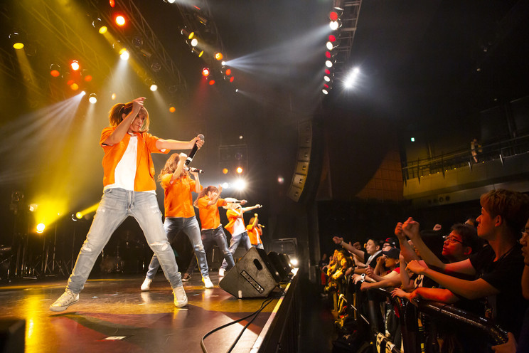 BILLIE IDLE®<ハードコアチョコレートフェス -殺戮の20周年->|渋谷TSUTAYA O-EAST(2019年10月9日)