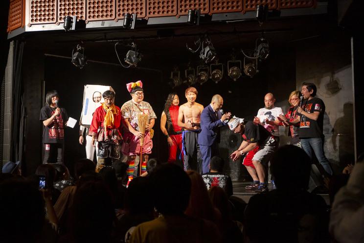 オープニングトーク<ハードコアチョコレートフェス -殺戮の20周年->|渋谷TSUTAYA O-EAST(2019年10月9日)