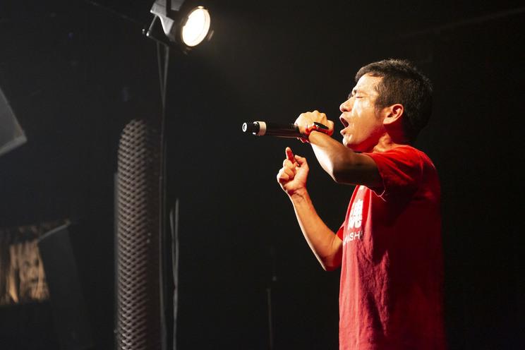 猫ひろし<ハードコアチョコレートフェス -殺戮の20周年->|渋谷TSUTAYA O-EAST(2019年10月9日)