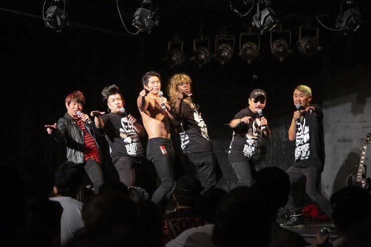 超新塾<ハードコアチョコレートフェス -殺戮の20周年->|渋谷TSUTAYA O-EAST(2019年10月9日)