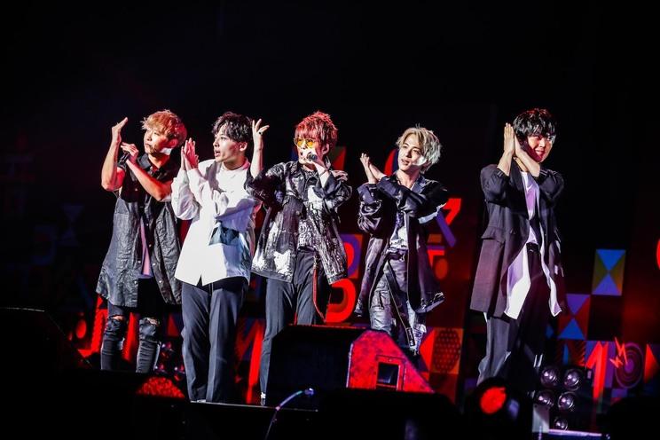 Da-iCE<MBS音祭2019> 大阪城ホール(2019年10月6日)